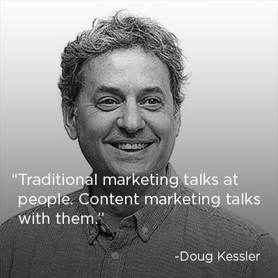 Content Marketing Quote: Doug Kessler